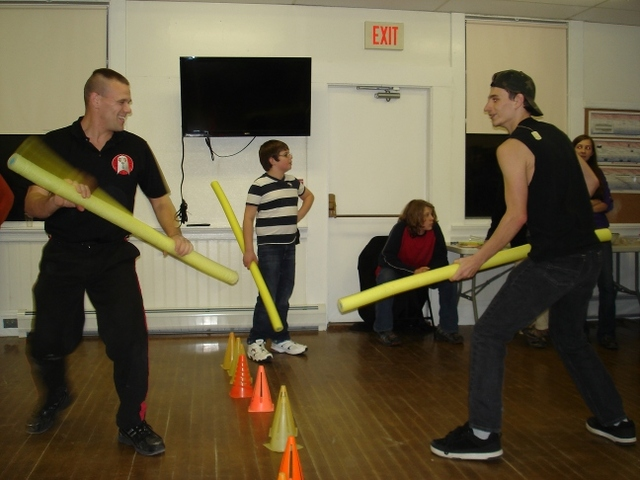 Twin Dragon Kung Fu Hosts Battle Night at the Union ...